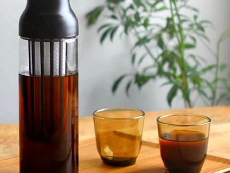 COLD BREW, L'INFUSION LENTE A FROID DE CAFÉ