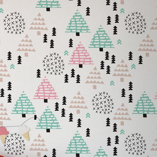 טפט עצי אשוח