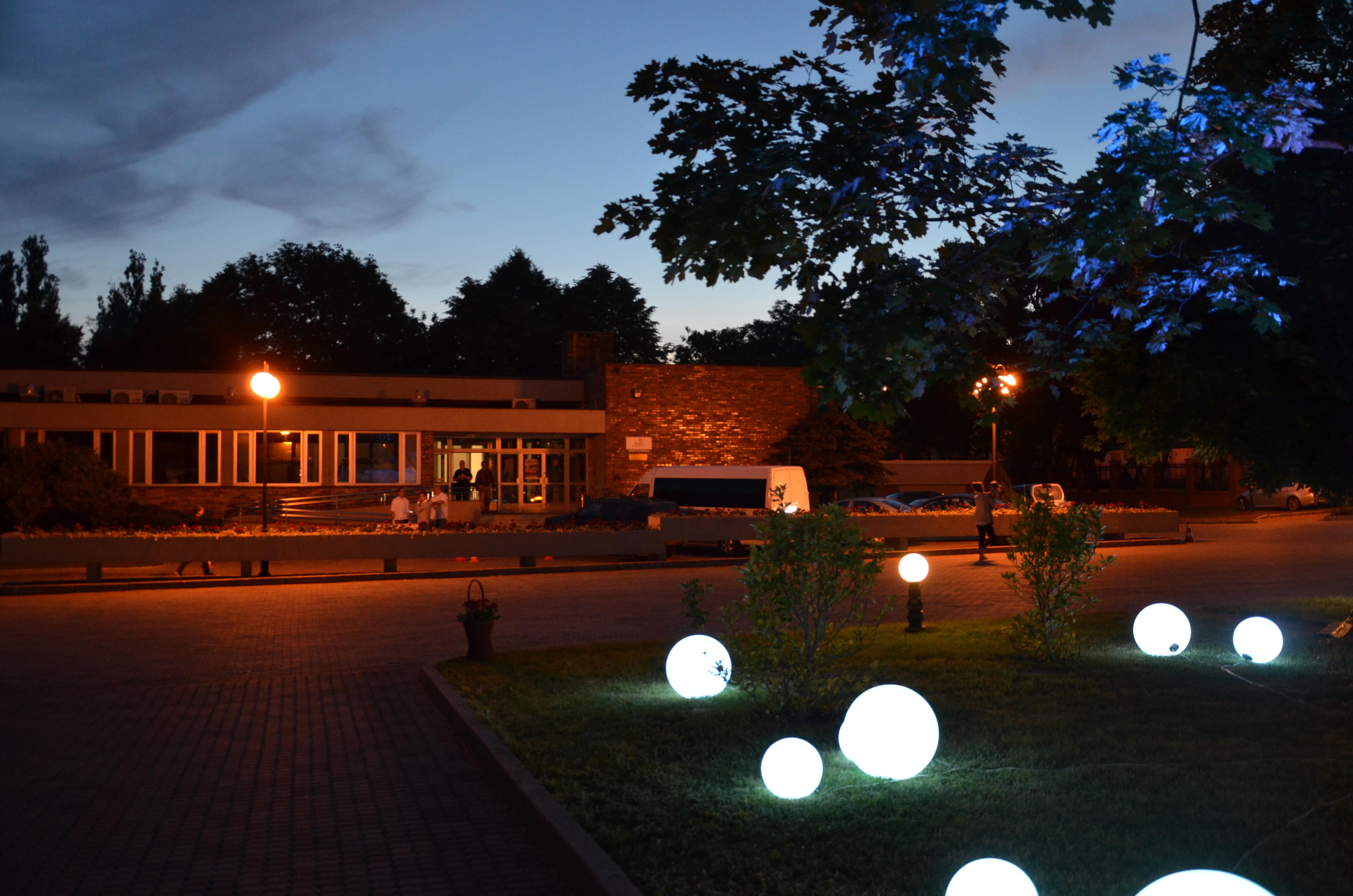 Centrum konferencyjne Dom Technika