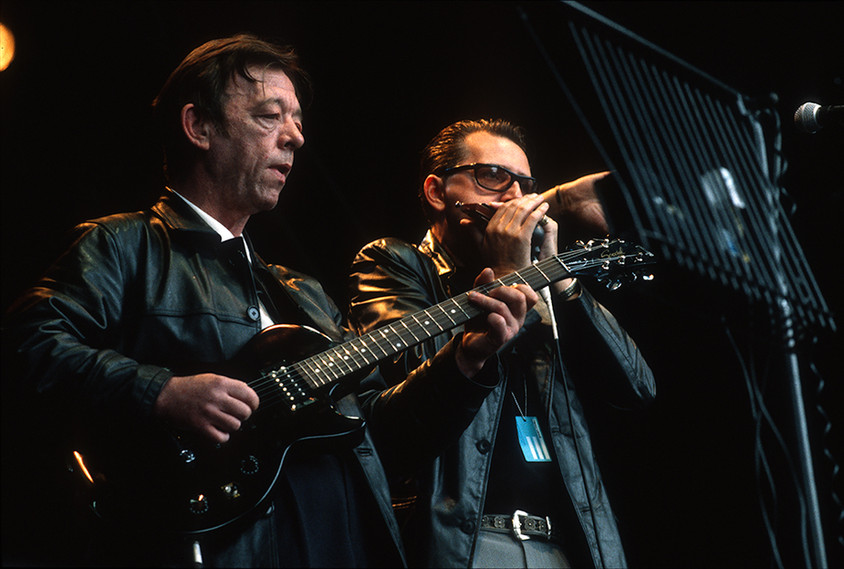 Johnny Whitehill  & Paul Lamb 05