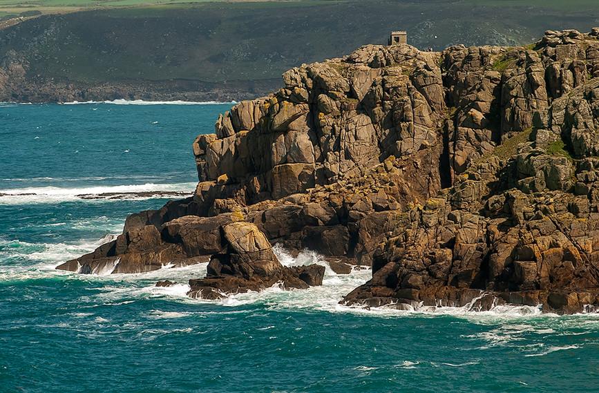 Rocky Cliffs at Land's End