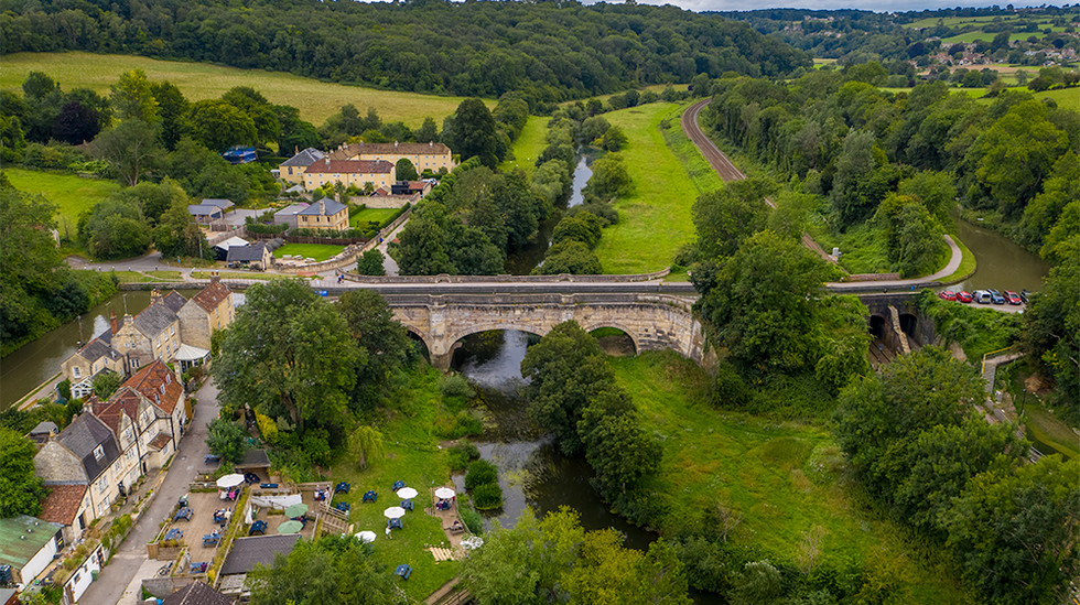 Avoncliff Viaduct 03