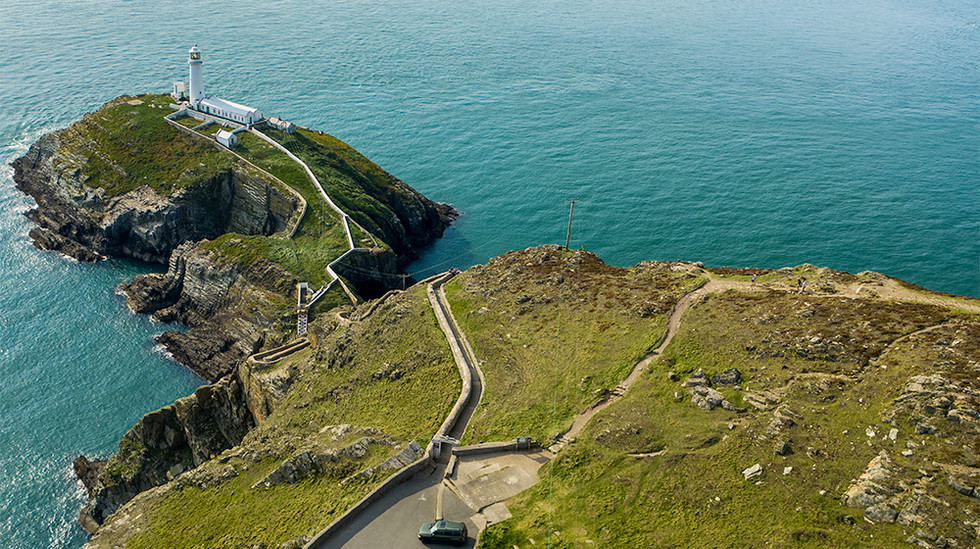South Stack Lighthouse, Anglesea 01