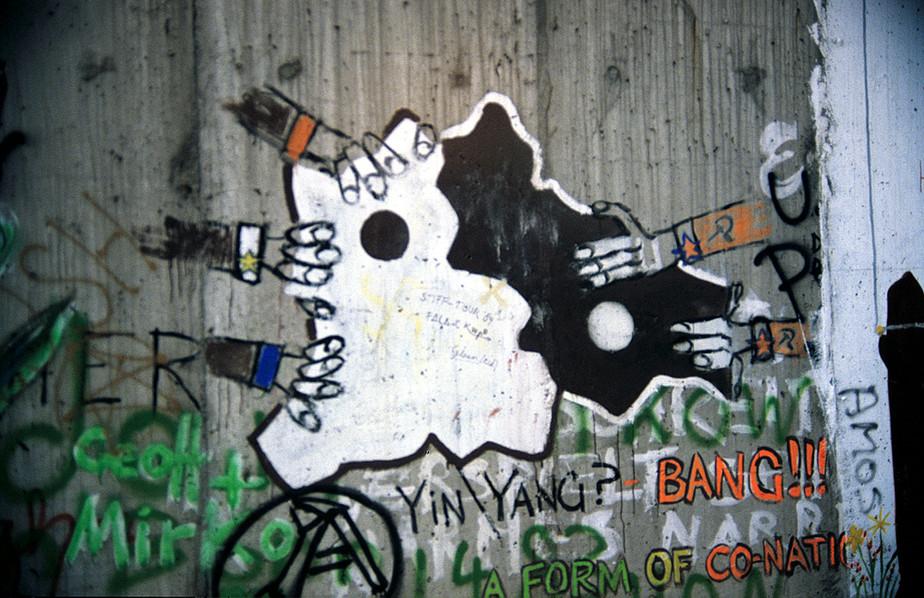 Graffiti on the Wall 06