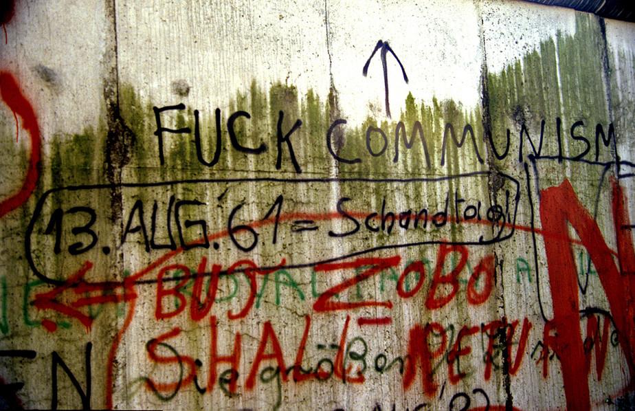 Graffiti on the Wall 07