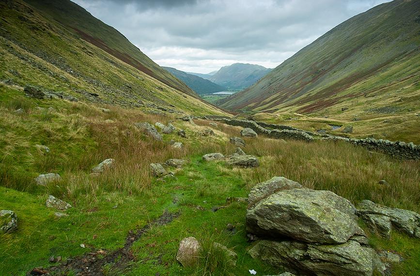 Kirkstone Pass towards Brothers Water 05