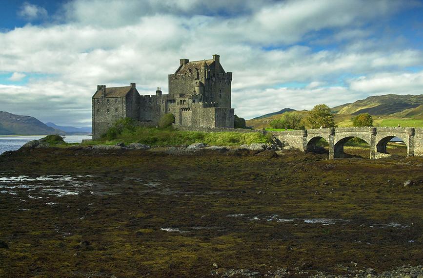 Eilean Donan Castle 04