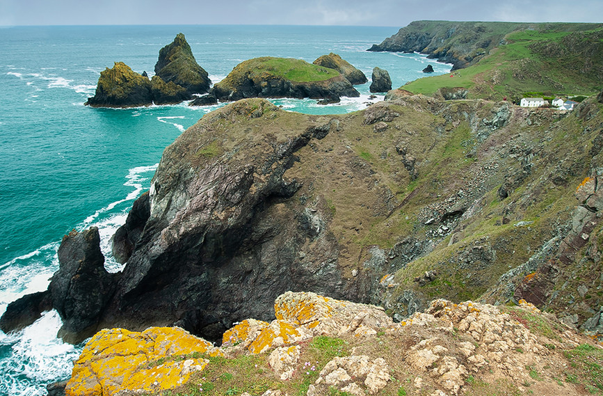 View of Kynance Cove 10