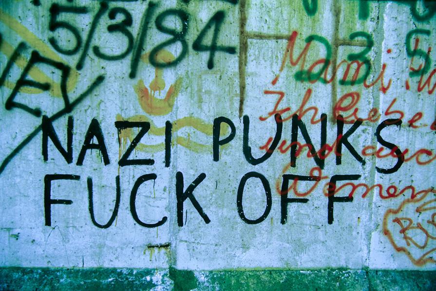 Graffiti on the Wall 47