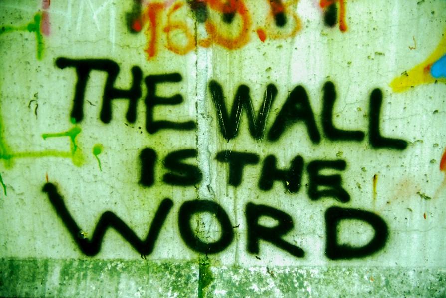 Graffiti on the Wall 19