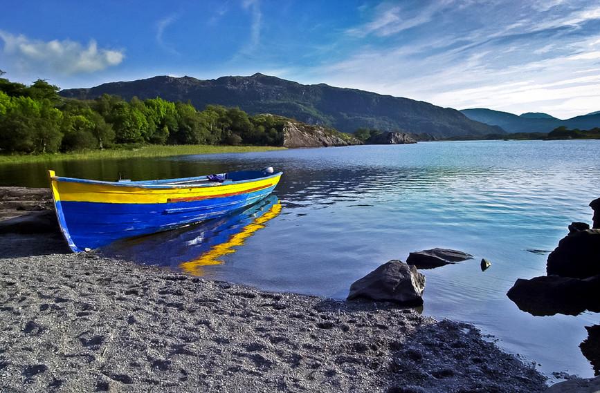 Middle Lake, Killarney National Park, Co