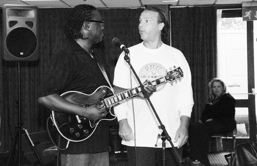 11 - Joe Louis Walker & Curtis Salgado