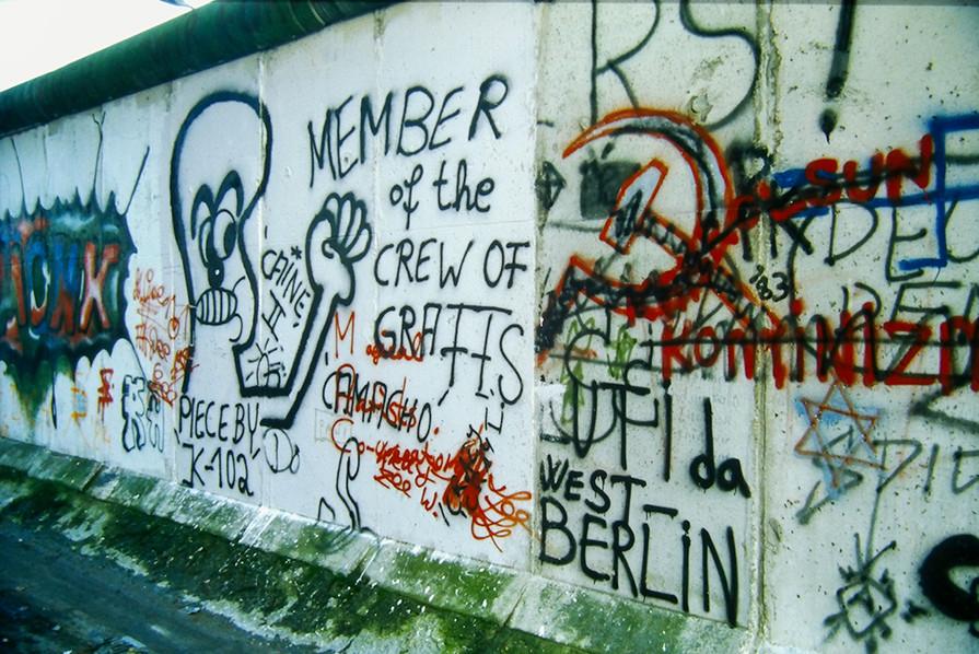 Graffiti on the Wall 16