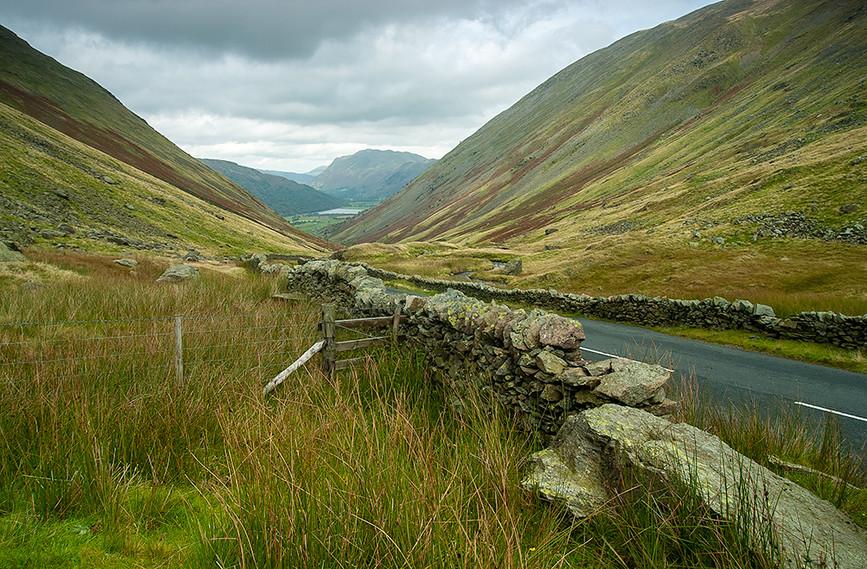 Kirkstone Pass towards Brothers Water 07