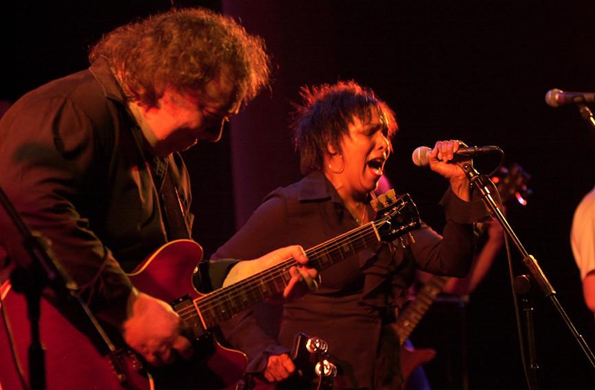Bernie Marsden & Marsha Raven 01