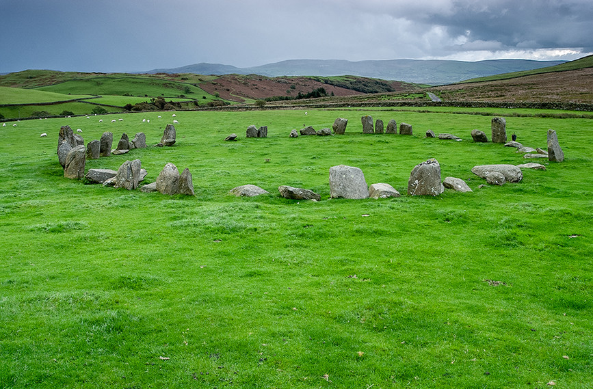 Swinside stone circle 04