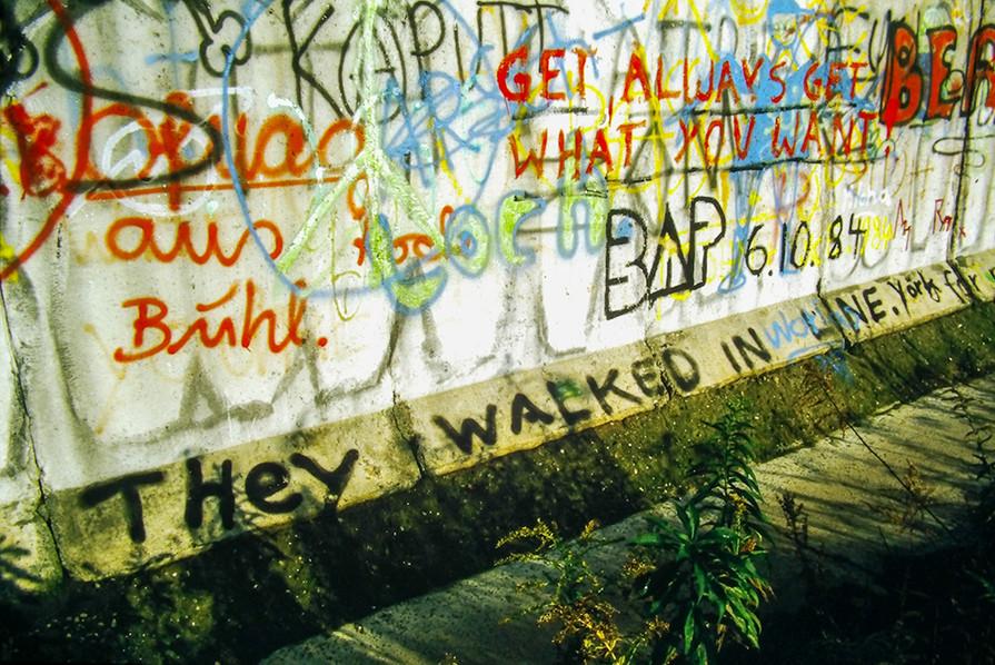 Graffiti on the Wall 21