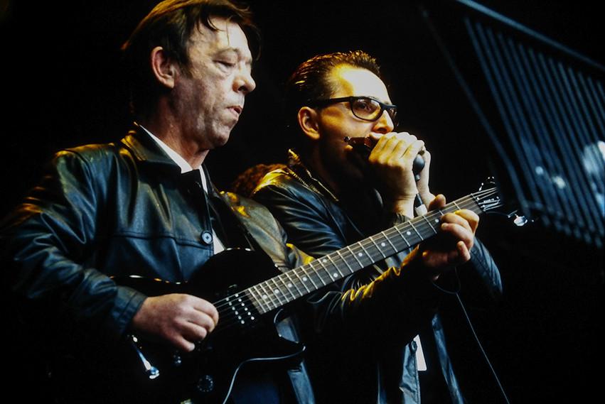 Johnny Whitehill  & Paul Lamb 01