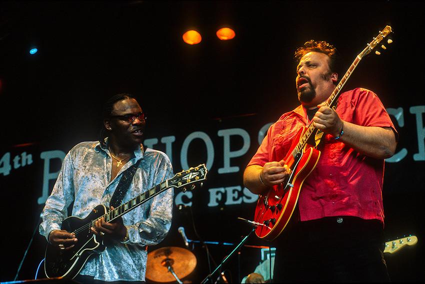 Joe Louis Walker with Otis Grand 05