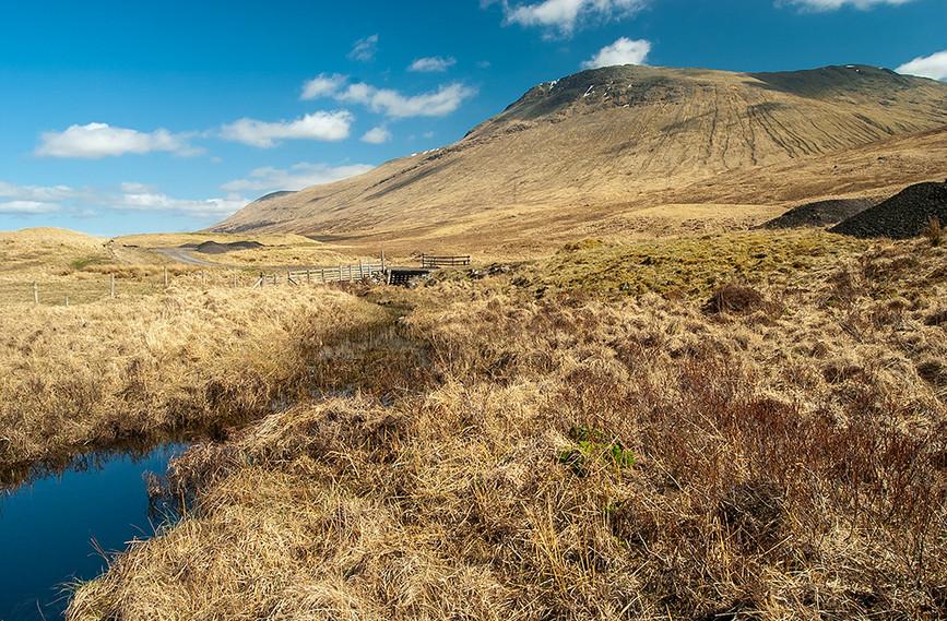 Beinn Achaladair, nr Loch Tulla