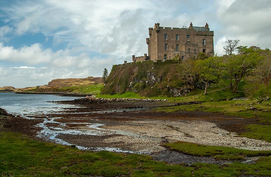 Dunvegan Castle 01