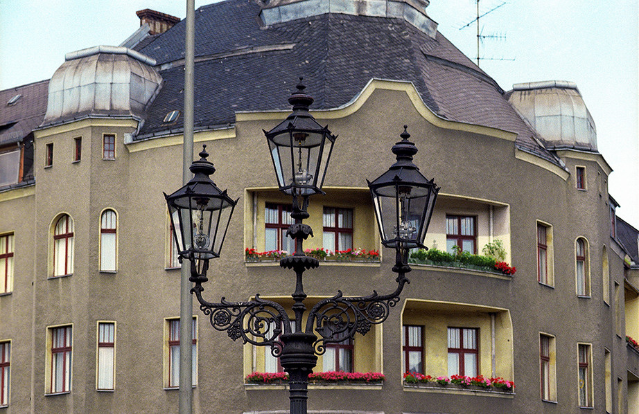 Old Lamp Post, Spandau