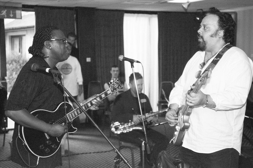 01 - Joe Louis Walker & Otis Grand