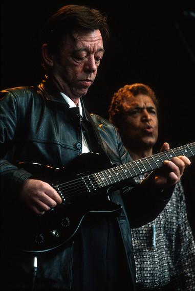 Johnny Whitehill  & Earl Green 04