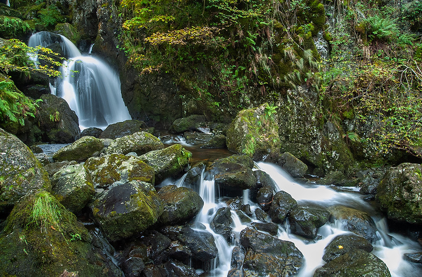 Lodore Falls 10