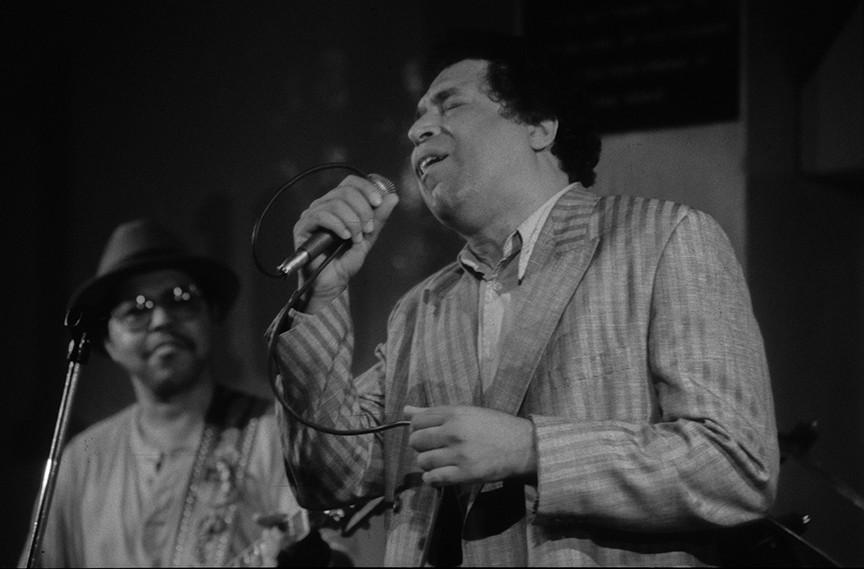 Earl Green & Larry Garner
