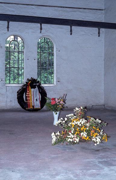 'Hanging Room', Plötzensee Memorial