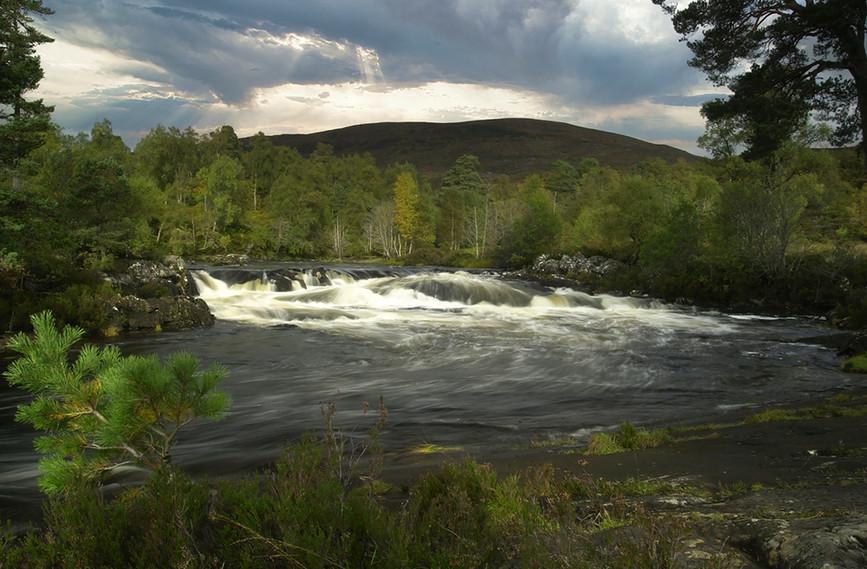 Garbhuisge Falls 07