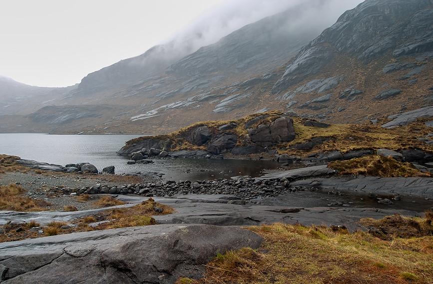 Scavaig River & Loch Coruisk