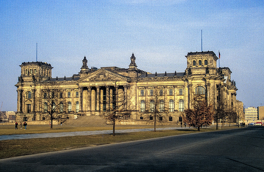 The Reichstag 01