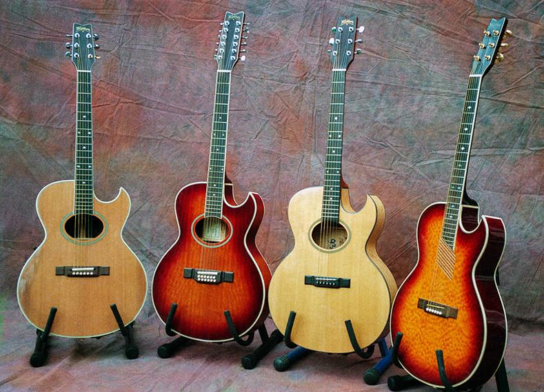 Quartet of Washburns