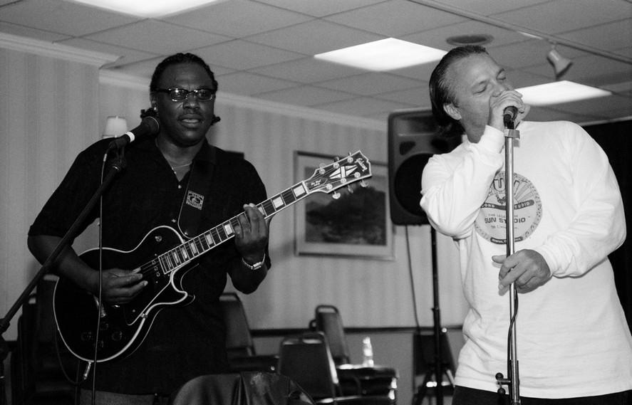 08 - Joe Louis Walker & Curtis Salgado
