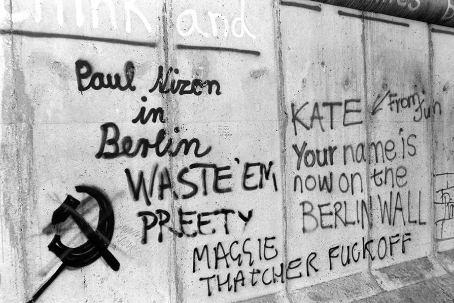 Graffiti on the Wall 37