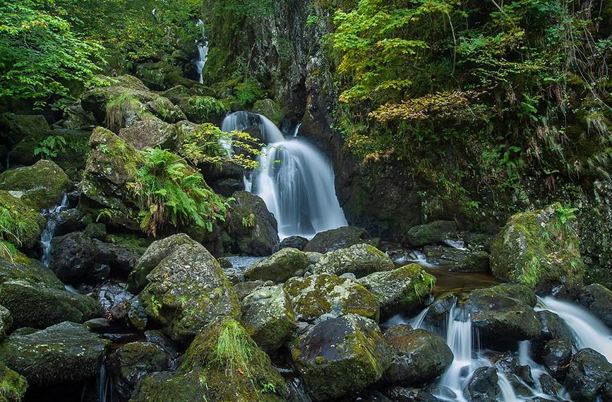Lodore Falls 17