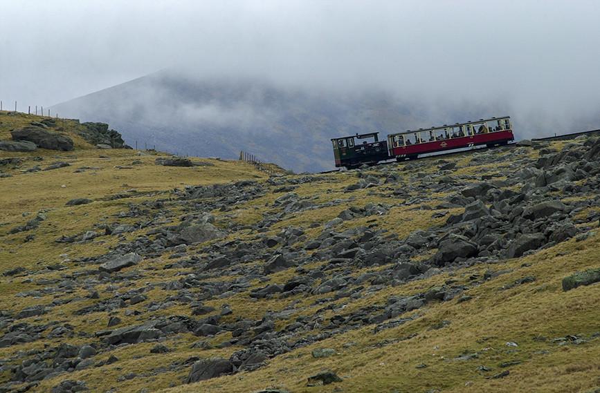 Climbing Snowdon 03