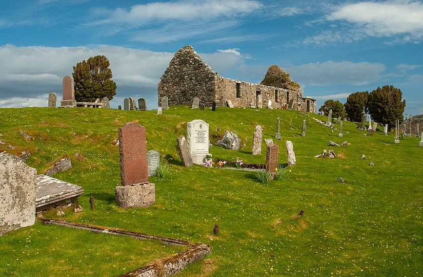Church of Kilchrist (Cill Chriosd)