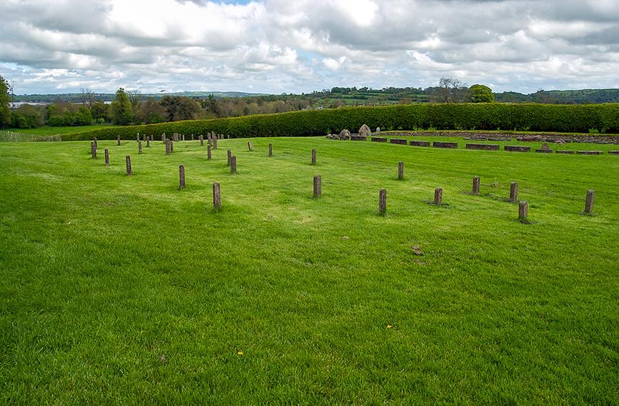 Woodhenge within the Newgrange Complex