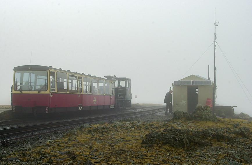 Clogwyn Station