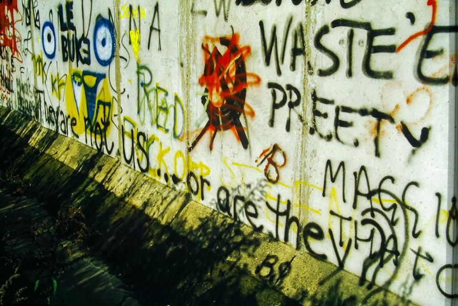 Graffiti on the Wall 17