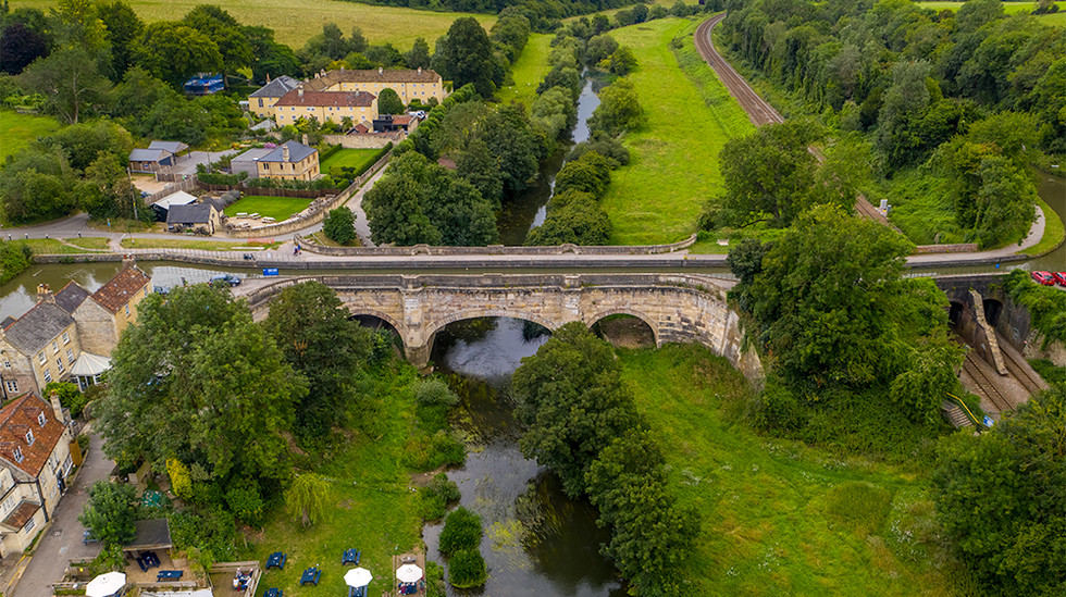 Avoncliff Viaduct 12