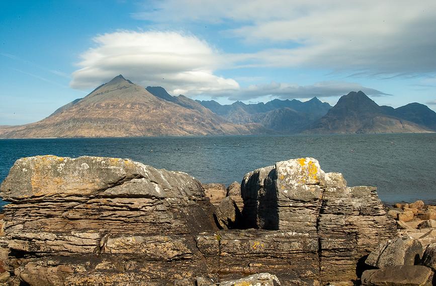 Across Loch Scavaig to the Black Cuillins 10