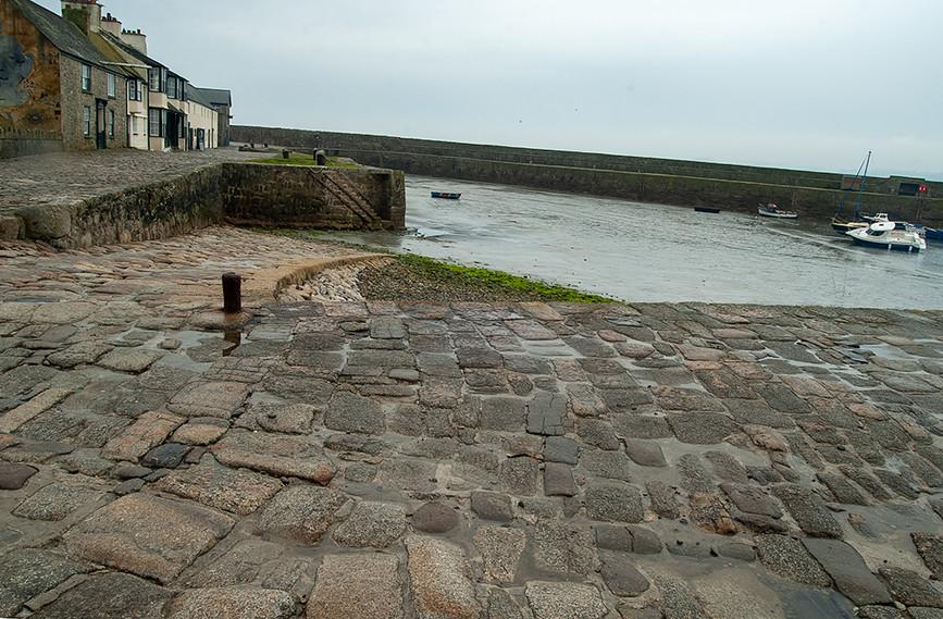 St Michael's Mount harbour 01