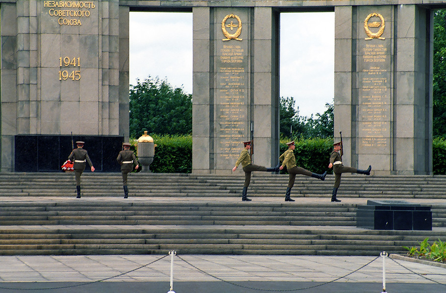 Changing of the Guard 02