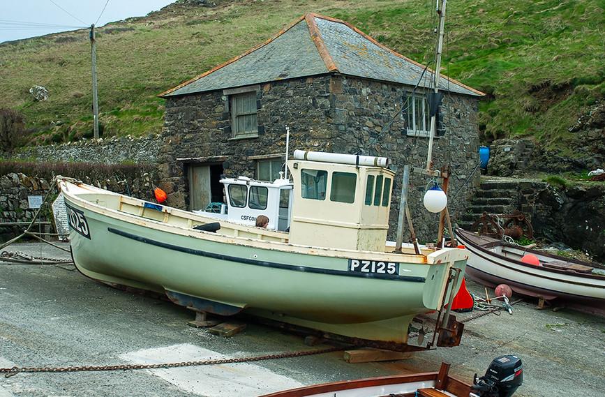 The Net Loft & Boat 01