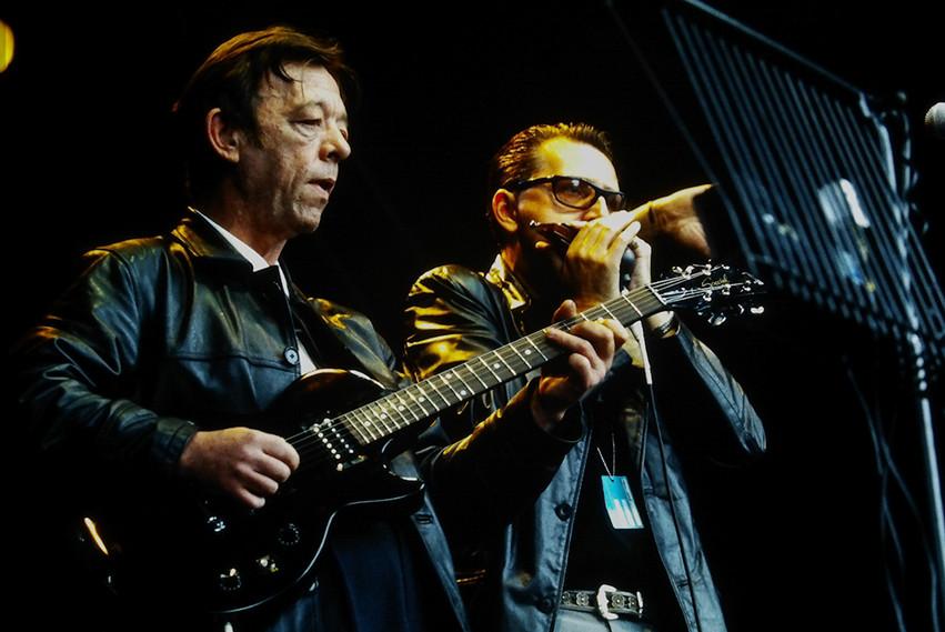 Johnny Whitehill  & Paul Lamb 04