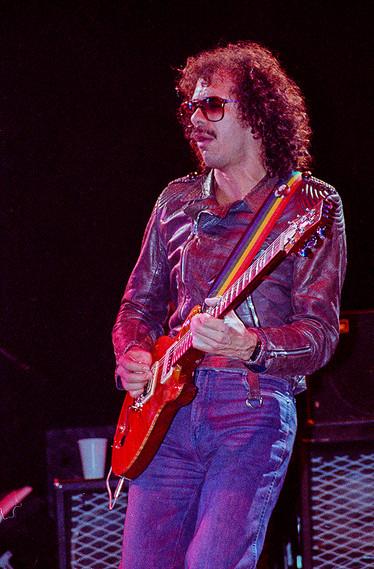 Santana 1 - Deutschlandhalle, Berlin 198